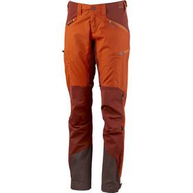 Lundhags Makke Pants Women amber/rust